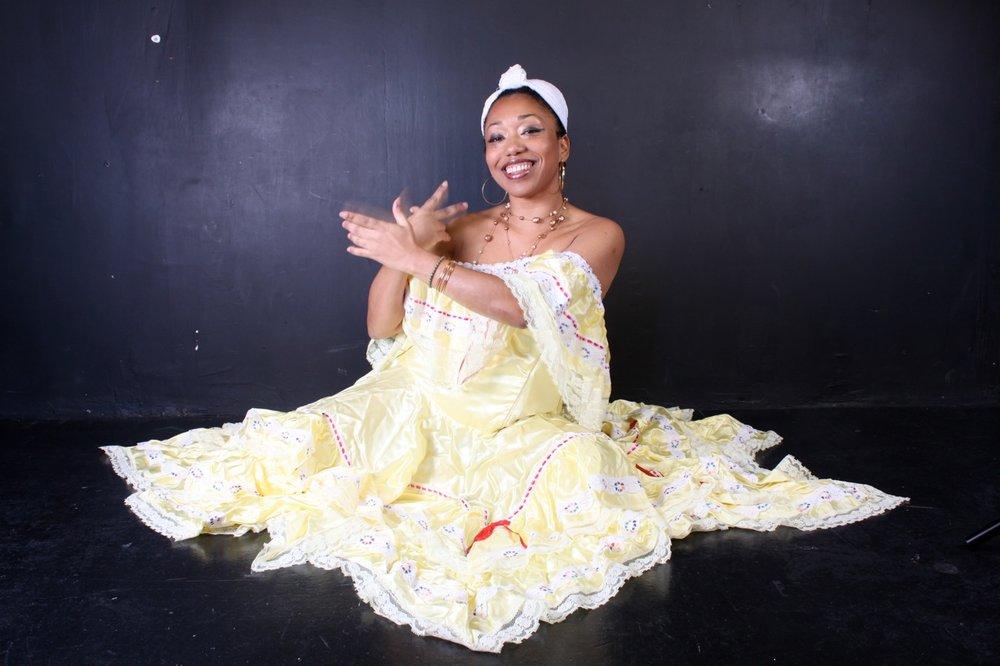 Yesenia Fernadez-Selier - Cuban Rumba