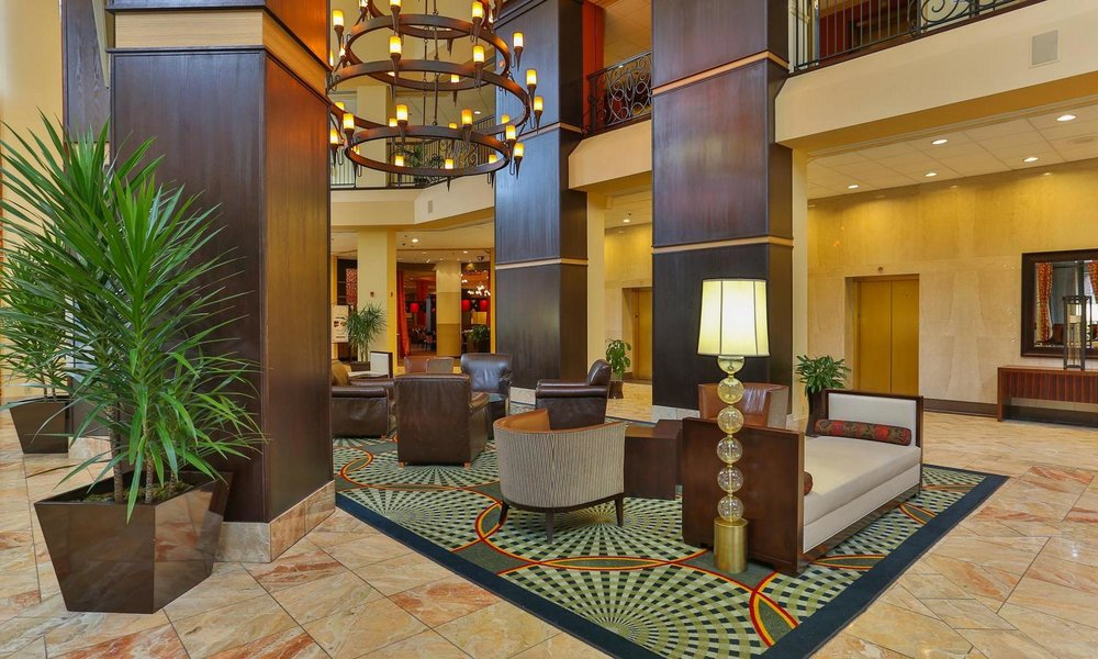 Hotel Lobby  , College Station, Texas - College Station Aerial Photographer - Aerial Drone Image - Aerial Drone Video - Bryan, TX