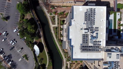 Vertical Map Photography, San Antonio, Texas - Texas Aerial Photography - Texas Drone Photography - Texas Drone Video - San Antonio, TX