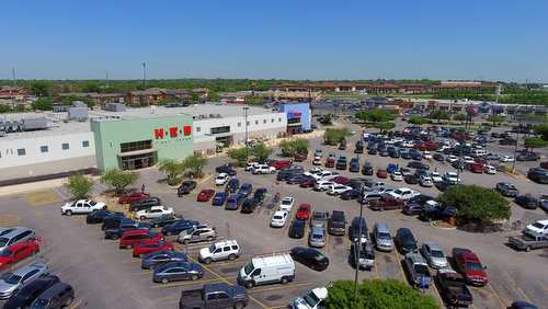 HEB, Beaumont, Texas - Beaumont Aerial Photographer - Port Arthur Aerial Drone Image - Orange Aerial Drone Video - Beaumont, TX - East Texas