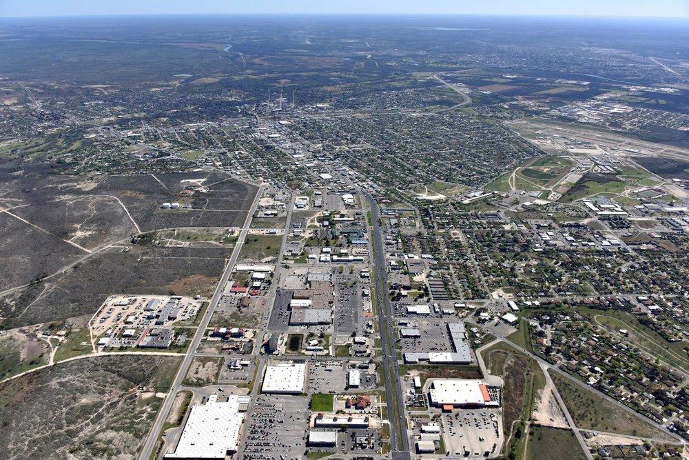 Del Rio, Texas - Del Rio Aerial Photographer - Del Rio Aerial Drone Image - Aerial Drone Video - Del Rio, TX - South Texas
