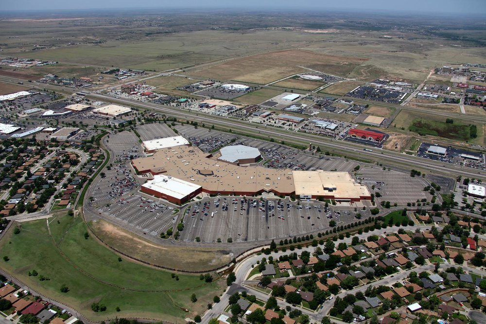 Westgate Mall,  Amarillo, Texas - Amarillo Aerial Photographer - Aerial Drone Image - Aerial Drone Video - Amarillo, TX - West Texas