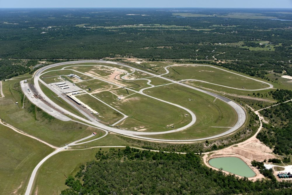 Texas World Speedway, College Station, Texas - College Station Aerial Photography - College Station Drone Image - Bryan, College Station, TX