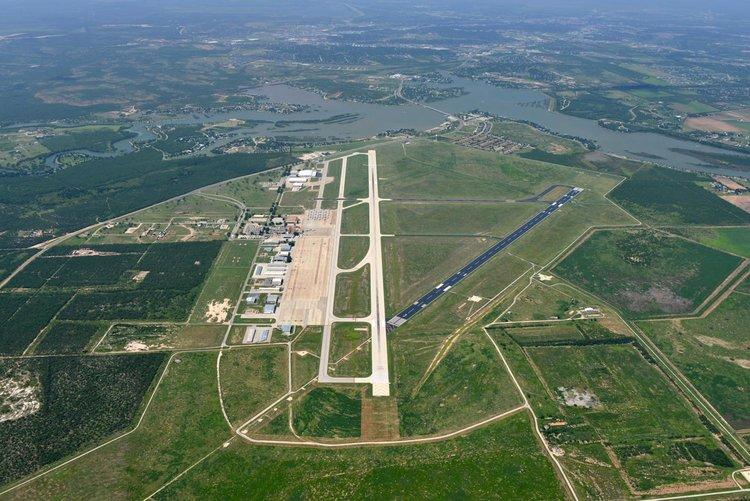 Curtis Field San Angelo Texas