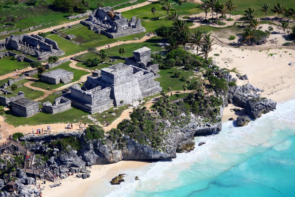 Tulum - Mexico  Aerial Photography - Mexico Aerial Photographer - Drone Photography and Video - Tulum, Mexico