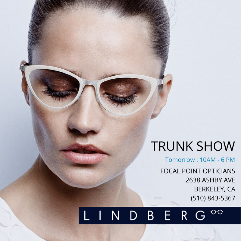 Lindberg Trunk Show - Social Media - Focal Point Opticians