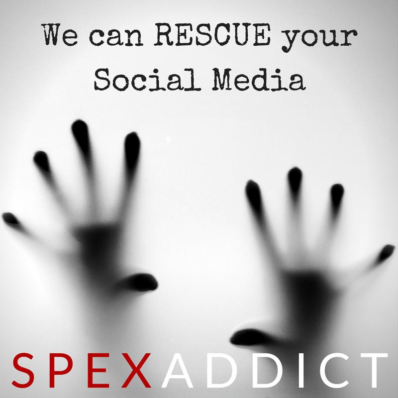 Social Media Post - Spexaddict - Social Media - Spexaddict
