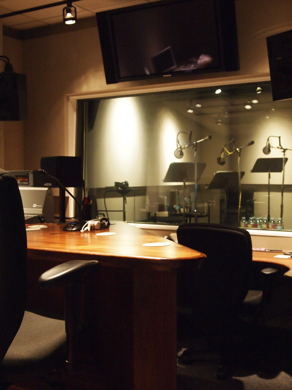 Visit Our Recording Studio Gallery