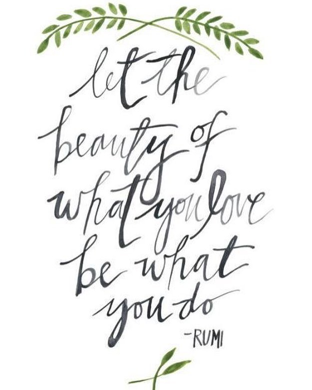 """Let the beauty of what you love be what you do."" Would love to go to Savor Summit to gain an experience of bliss and to allow my beauty to shine with other women. @savorsuccess @sarablette"
