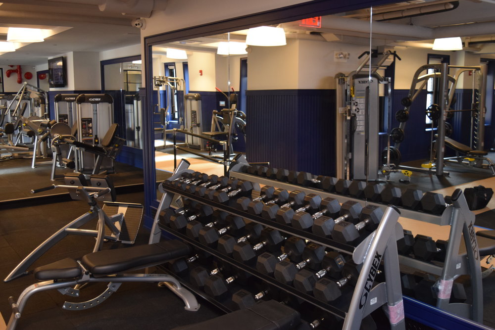 50 West 34th Street - New York CityFitness Center