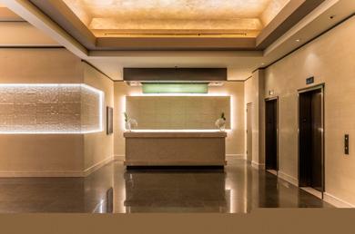 Lobby Renovation -
