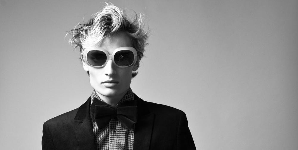 Musician/model Trevor Drury