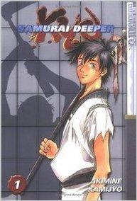 Look! It's Rurouni Ky....I mean Samurai Deeper Kyo!