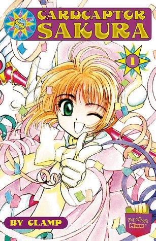 TokyoPop's first Cardcaptor Sakura release goes back to the Mixx days.