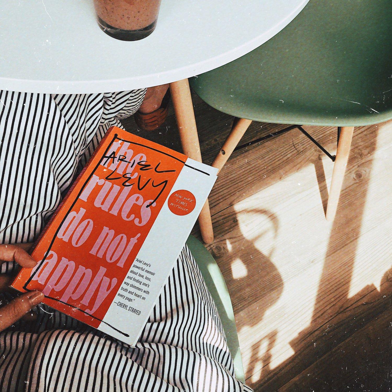 Resultado de imagen para Rules Don't Apply de Ariel Levy