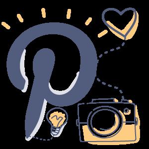 Pinterest doodle