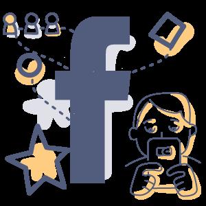 Facebook doodle