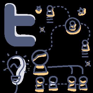 Twitter doodle