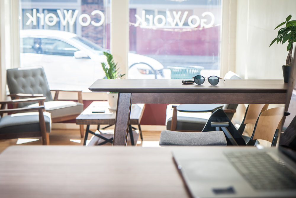 Ann Arbor / Ypsilanti's only autonomous coworking space - we offer serious value to everyone.