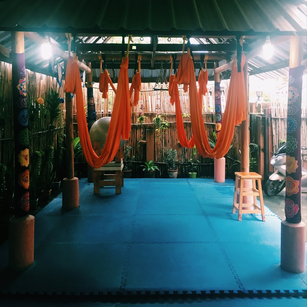 The best yoga in Chiang Mai