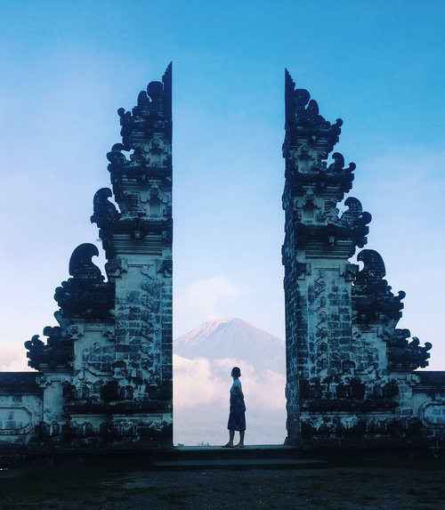 GATES OF HEAVEN, BALI