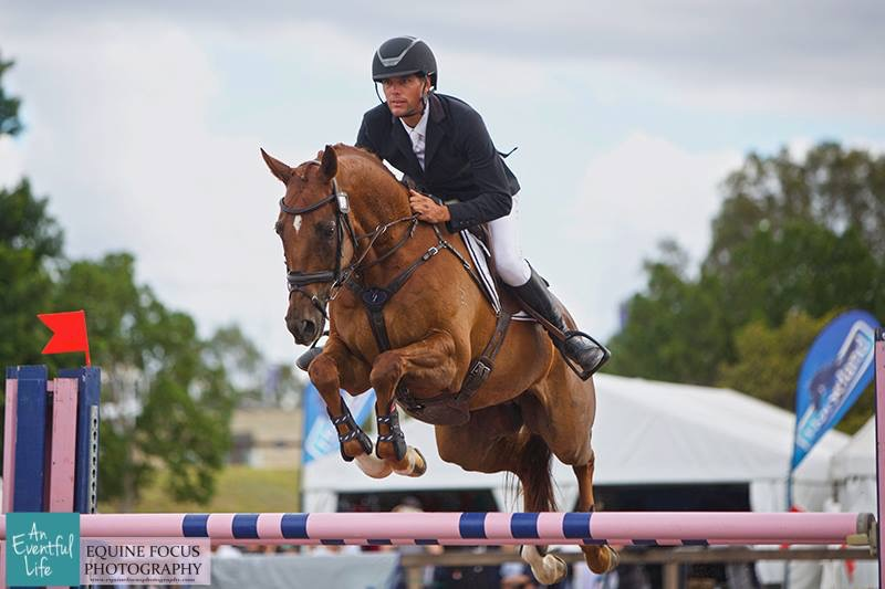Robert Palm - International 4 Star Eventer