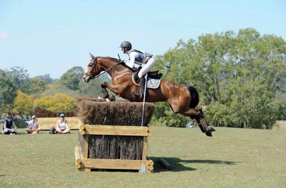Mattea Davidson - 4 Star Eventer