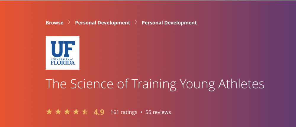 Sprint Academy - The Science of Training Young Athletes