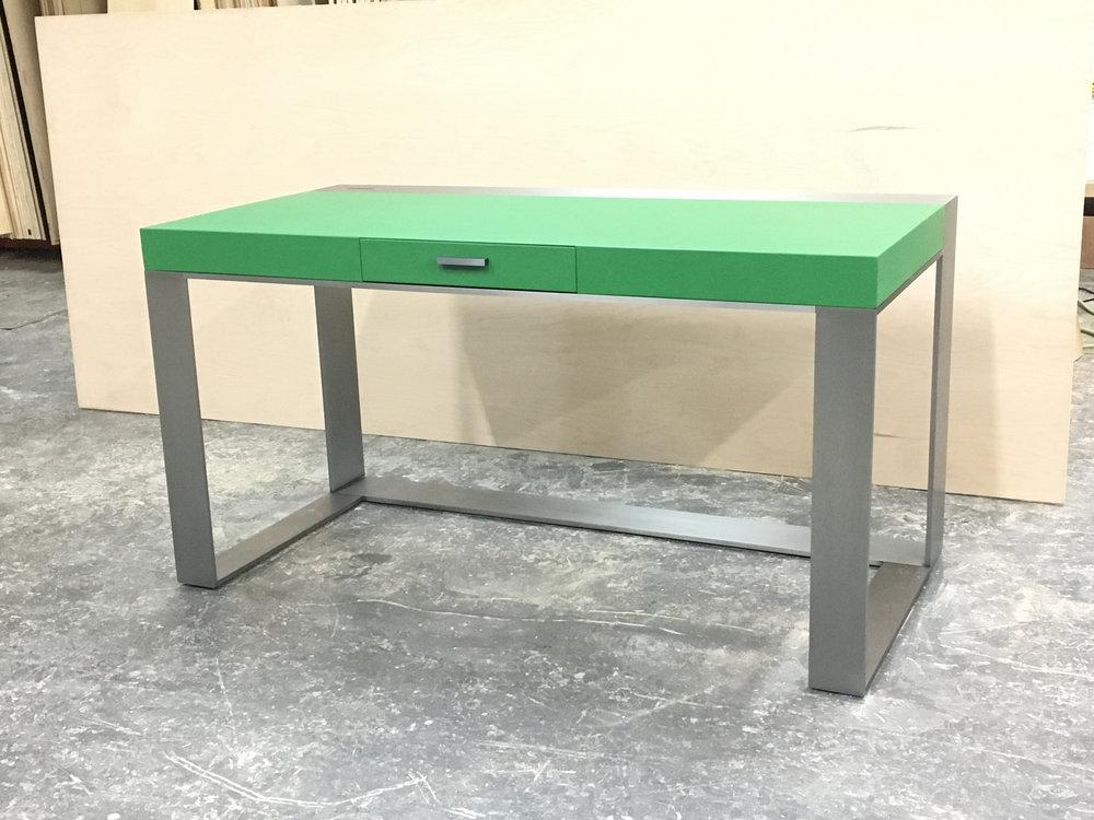 Metal Desk 2