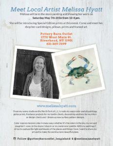 Melissa Hyatt event