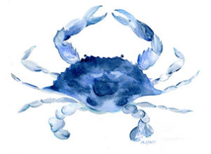 Big Blue crab