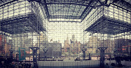 Jenn Speer's photo of the Javitz center
