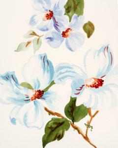 Melissa Hyatt_Dogwoof floral