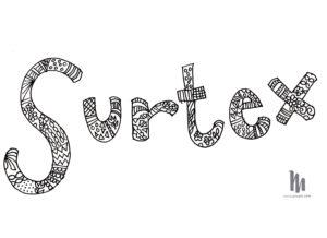Melissa Hyatt Surtex type