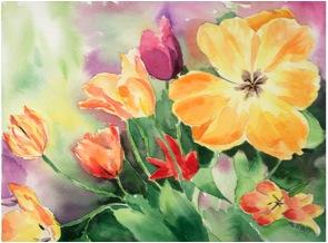 Melissa Hyatt Painting