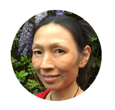 Jocey Fong   MASSAGE AND MOVEMENT THERAPIST, AND WORKS IN THE SOUL WELLBEING AT WORK PROGRAM   PG Dip HS, BPSA, Dip M, Cert. E Th, Cert. Hellerwork, Cert Reflexology, Cert CST, Cert. NM, Cert Community Dance Education