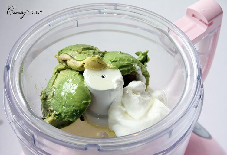 Homemade Avocado Dip
