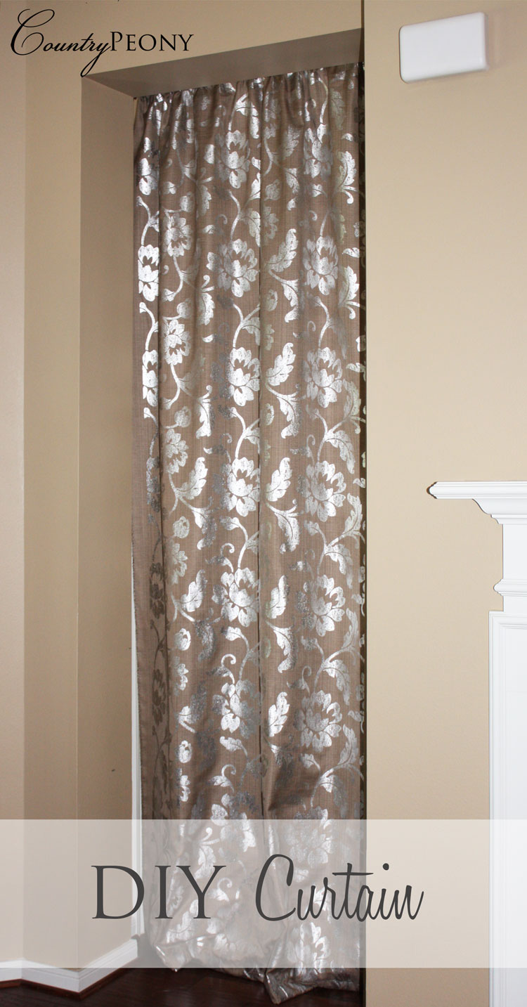 DIY Curtain