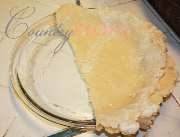 Homemade Pie Crust