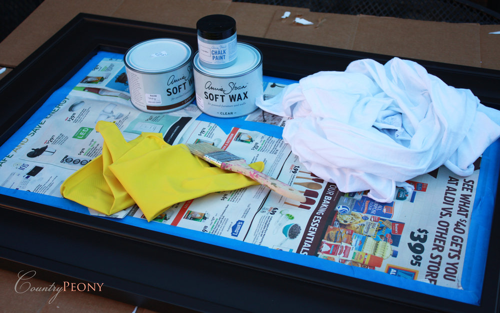Annie Sloan Chalk Paint Project