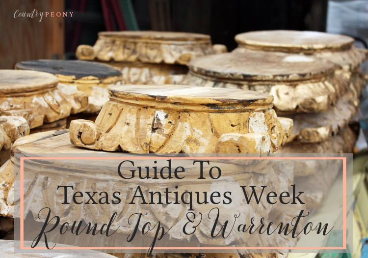 Texas Antiques Week