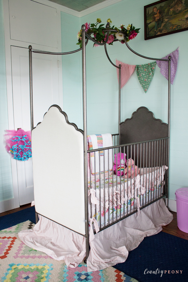 Kid's Shared Bedroom Reveal