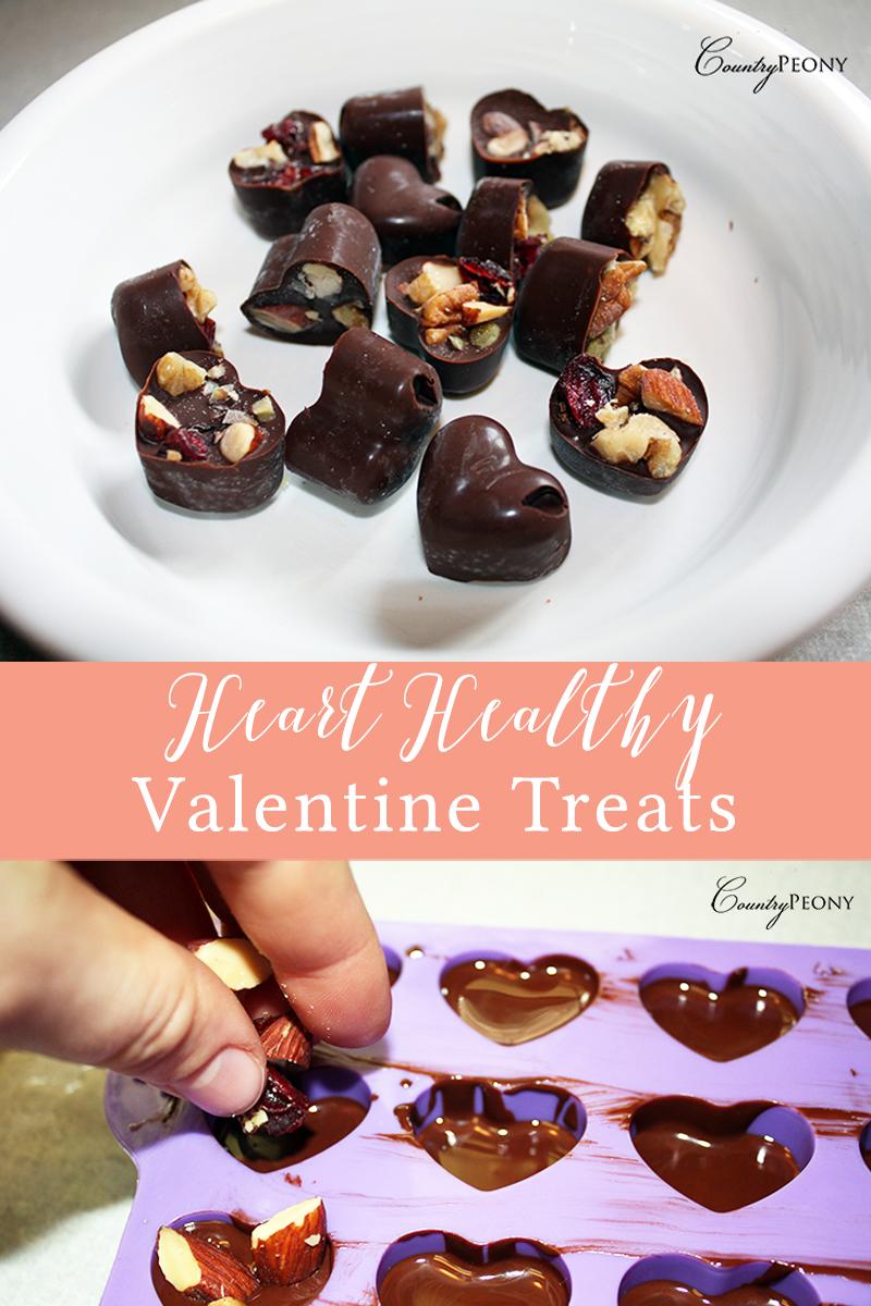 Heart Healthy Homemade Valentine Treats