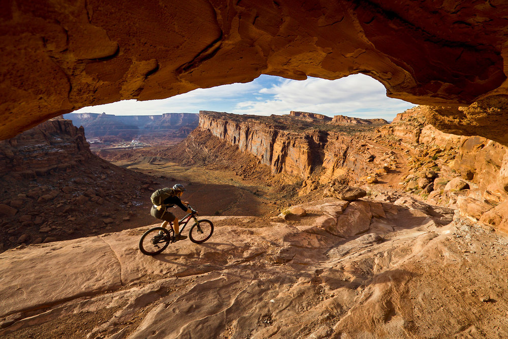 southern utah mountain biking