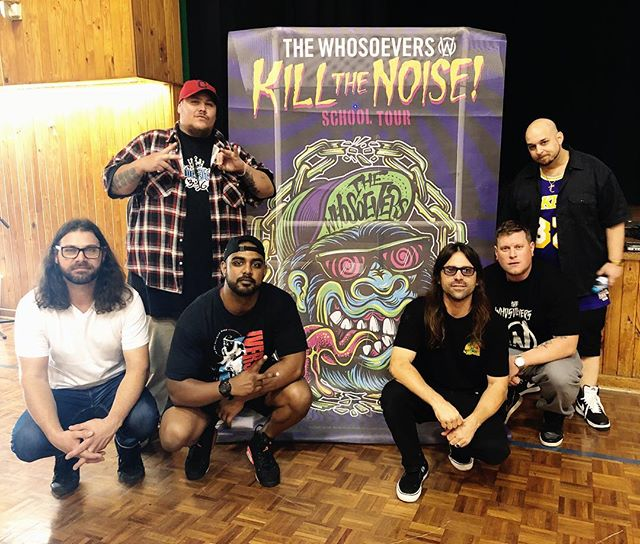 You're only as strong as your team. 💪🏾 ____________________________________________________ #TheCommission #HipHop #Rap #ImAZero #Whosoever #Sydney #WesternSydney #Jesus #AussieHipHop #SydneyHipHop #Rappers #KillTheNoise #CHH #KillTheNoiseTour
