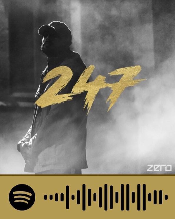 Check out my '247' album on Spotify if you haven't already. Link in Insta story. 📀😘 _______________________________________________________ #ZERO247 #ImAZero #TheCommission #Rap #HipHop #Rapper #Music #InstaMusic #InstaArtist #InstaDaily #NewAlbum #Album #NewMusic #Spotify #SpotifyMusic #SpotifyArtist  #iTunes #iTunesMusic #CHH