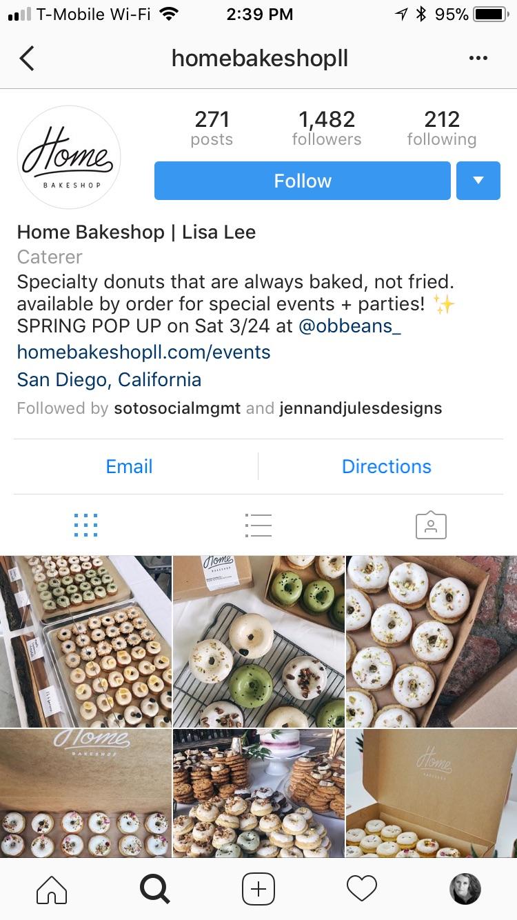 Instagram/ HomeBakeshopll