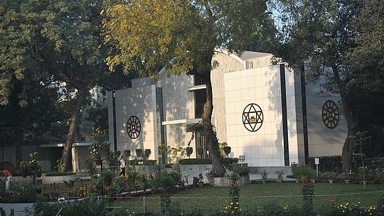 Sri Aurobindo's Ashram in New Delhi, India