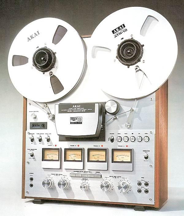 AKAI GX-630D SS reel-to-reel deck