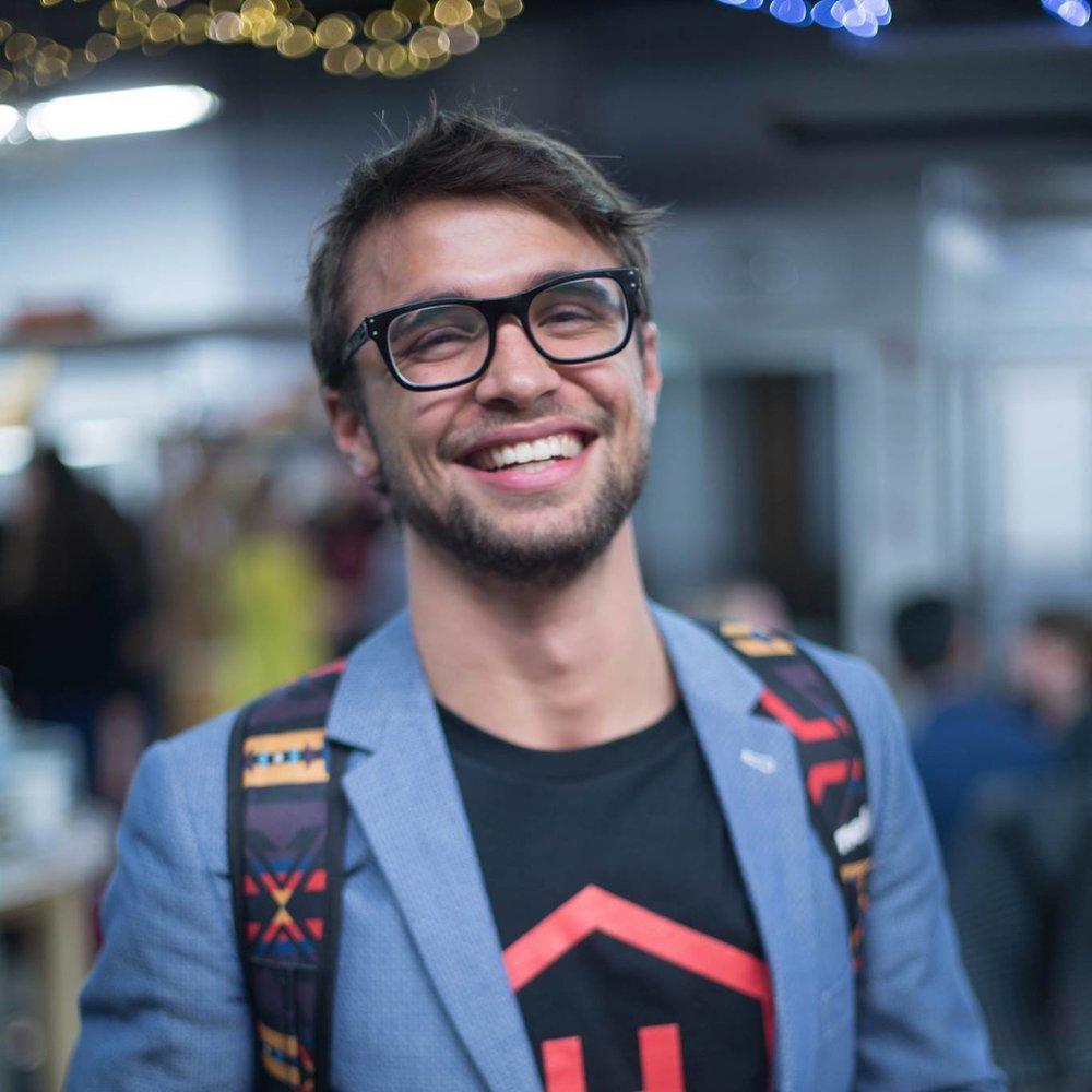 Misha Talavera  COO/Co-Founder, NeoReach